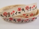 * Printed Cotton Ribbon - Flower Garden