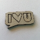 Primrose Lane Kit Bit - I Love You Wood Veneer